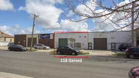 Factory, Warehouse & Industrial commercial property sold at 118 Garsed Street Bendigo VIC 3550