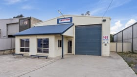 Factory, Warehouse & Industrial commercial property sold at 195 Breen Street Golden Square VIC 3555