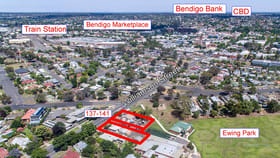 Development / Land commercial property for sale at 137 - 141 Williamson Street Bendigo VIC 3550