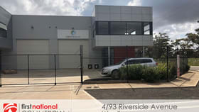 Offices commercial property for sale at 4/93 Riverside  Avenue Werribee VIC 3030