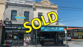 Development / Land commercial property sold at 796 Nicholson St Fitzroy North VIC 3068