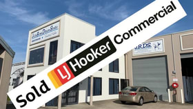 Showrooms / Bulky Goods commercial property sold at 1/22 Isles Drive Coffs Harbour NSW 2450
