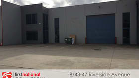 Offices commercial property for lease at 8/43-47 Riverside Avenue Werribee VIC 3030