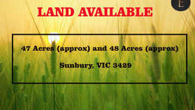 Development / Land commercial property for sale at Sunbury VIC 3429