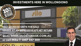 Factory, Warehouse & Industrial commercial property sold at 8/13 Warehouse  Place Berkeley NSW 2506