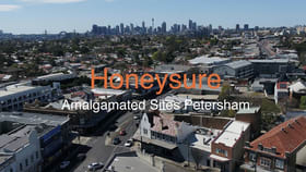 Development / Land commercial property for sale at Petersham NSW 2049