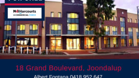Hotel, Motel, Pub & Leisure commercial property for sale at 18 Grand Boulevard Joondalup WA 6027