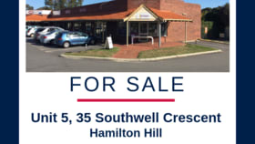 Shop & Retail commercial property for sale at 5/35 Southwell Cresent Hamilton Hill WA 6163