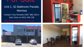 Other commercial property for sale at 1/32 Baltimore Parade Merriwa WA 6030