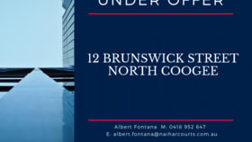 Development / Land commercial property for sale at 12 Brunswick North Coogee WA 6163