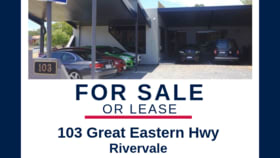 Offices commercial property for sale at Rivervale WA 6103