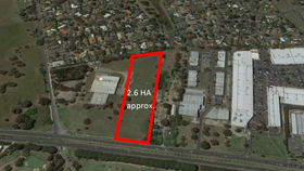 Development / Land commercial property for sale at Part 1158 Nepean Highway Mornington VIC 3931