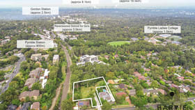 Development / Land commercial property sold at 4 & 8 Beechworth  Road Pymble NSW 2073