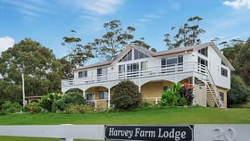 Hotel, Motel, Pub & Leisure commercial property for sale at 20 Harvey's Farm Road Bicheno TAS 7215