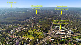 Development / Land commercial property for sale at 39-55 Oratava Avenue West Pennant Hills NSW 2125