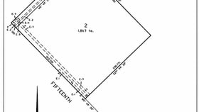 Development / Land commercial property for sale at 579-597 Fifteenth Street Mildura VIC 3500