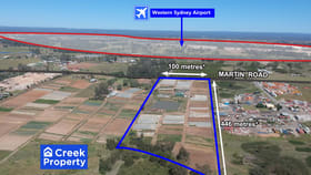 Factory, Warehouse & Industrial commercial property for sale at 150 Martin Road Badgerys Creek NSW 2555