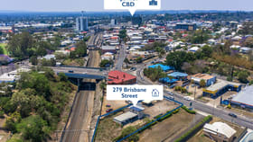 Showrooms / Bulky Goods commercial property for sale at 279 Brisbane Street West Ipswich QLD 4305