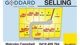 Development / Land commercial property for sale at Lot 3 Goddard Industrial Estate Tamworth NSW 2340