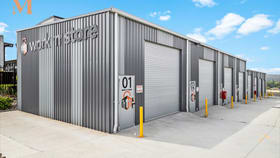 Factory, Warehouse & Industrial commercial property for sale at 4/6 Concord Street Cardiff NSW 2285