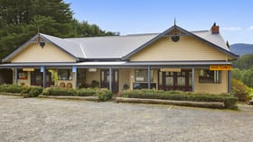 Hotel, Motel, Pub & Leisure commercial property for sale at 1390 Myers Creek Rd Toolangi VIC 3777