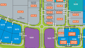 Factory, Warehouse & Industrial commercial property for sale at Lot 1021 Corner Greenwich Parade and Hemisphere Street Neerabup WA 6031