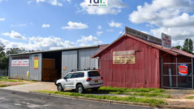Factory, Warehouse & Industrial commercial property for sale at 63 Hope Street Warialda NSW 2402