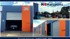 Factory, Warehouse & Industrial commercial property for sale at 36/515 Walter Road East Morley WA 6062