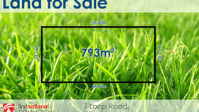 Development / Land commercial property for sale at 7 Loop Road Werribee VIC 3030