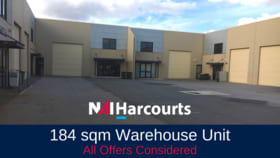 Factory, Warehouse & Industrial commercial property for sale at 2/39 Erceg Road Yangebup WA 6164
