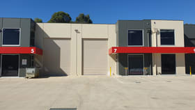 Factory, Warehouse & Industrial commercial property for sale at Eustace Close Chirnside Park VIC 3116