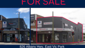 Offices commercial property for sale at 826 Albany Highway East Victoria Park WA 6101