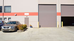 Factory, Warehouse & Industrial commercial property for sale at Unit 17, 29 Coombes Drive Penrith NSW 2750