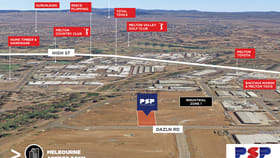 Factory, Warehouse & Industrial commercial property for sale at 7 Dazln Drive Melton VIC 3337