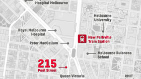 Offices commercial property for sale at 215 Peel Street North Melbourne VIC 3051