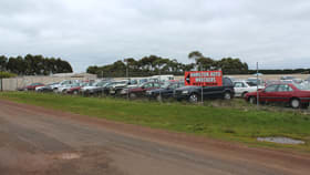Factory, Warehouse & Industrial commercial property for sale at 8005 Hamilton-Port Fairy Road Hamilton VIC 3300