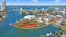 Development / Land commercial property for sale at 29 Margaroola Avenue Biggera Waters QLD 4216