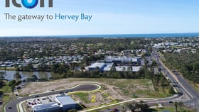 Showrooms / Bulky Goods commercial property for sale at Lot 2 ICON, The Gateway to Hervey Bay Eli Waters QLD 4655