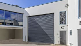 Showrooms / Bulky Goods commercial property for sale at C7/27-29 Fariola Street Silverwater NSW 2128