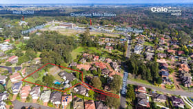 Development / Land commercial property for sale at 36-38 Robert Road Cherrybrook NSW 2126