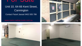 Offices commercial property for sale at 10/64-66 Kent Street Cannington WA 6107