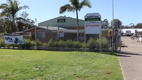 Factory, Warehouse & Industrial commercial property for sale at 85-87 West Street South Kempsey NSW 2440