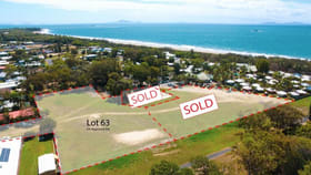 Development / Land commercial property for sale at Lots 63, 64 & 67/1 Griffin Avenue Bucasia QLD 4750