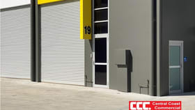 Factory, Warehouse & Industrial commercial property for sale at 19/44 Nells Rd West Gosford NSW 2250