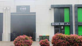 Factory, Warehouse & Industrial commercial property sold at 2/1 Harvey Drive Cowes VIC 3922