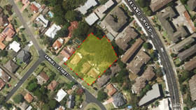 Development / Land commercial property for sale at 19 - 23 Samuel Street Ryde NSW 2112