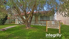 Factory, Warehouse & Industrial commercial property sold at 1 McGrath Avenue Nowra NSW 2541