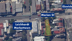 Development / Land commercial property for sale at 112 Marion Street Leichhardt NSW 2040