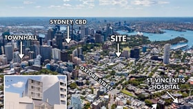 Development / Land commercial property for sale at 93-95 Crown Street Darlinghurst NSW 2010