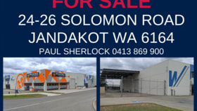 Offices commercial property for sale at 24-26 Solomon Road Jandakot WA 6164